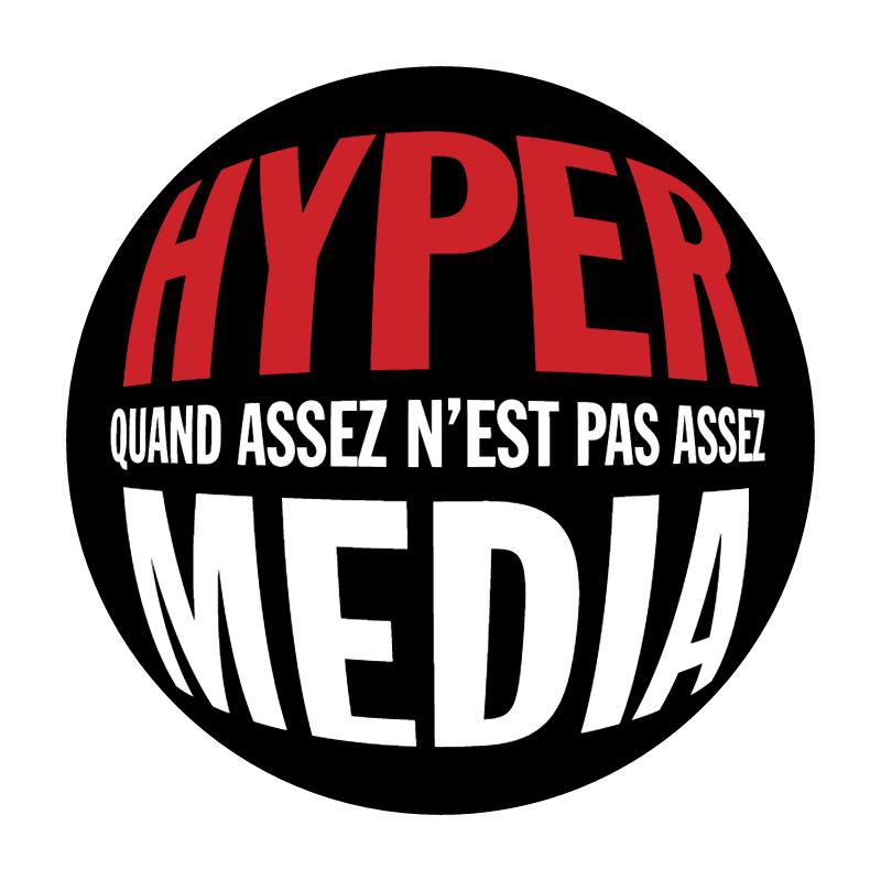 Hyper Media vector