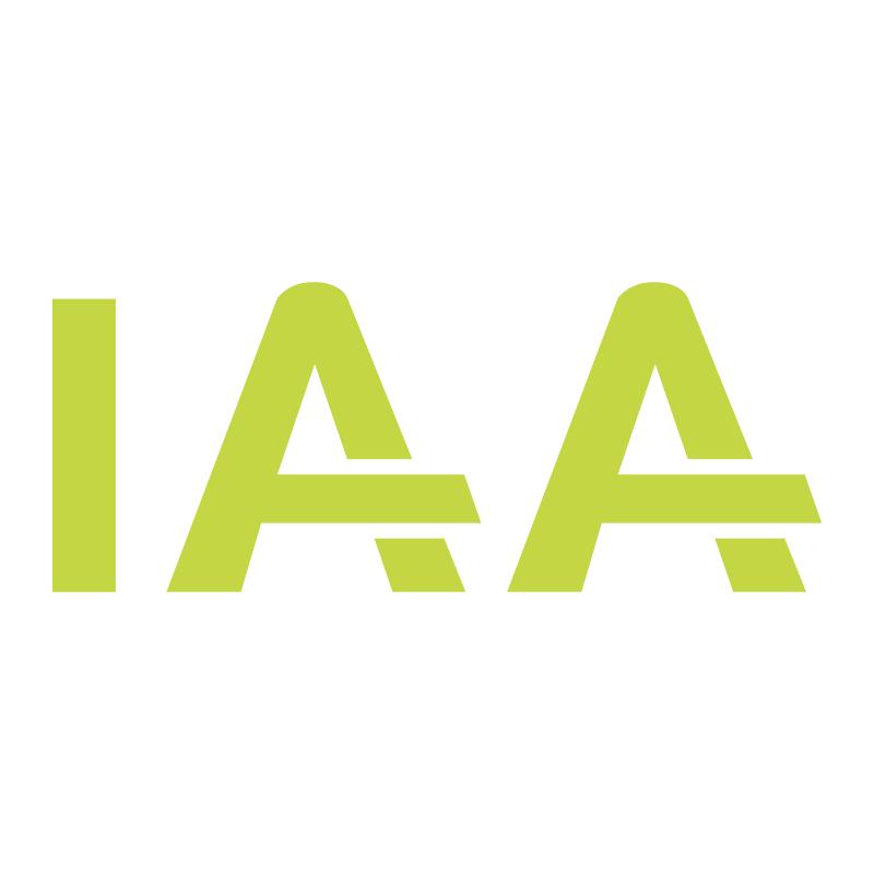 IAA vector logo