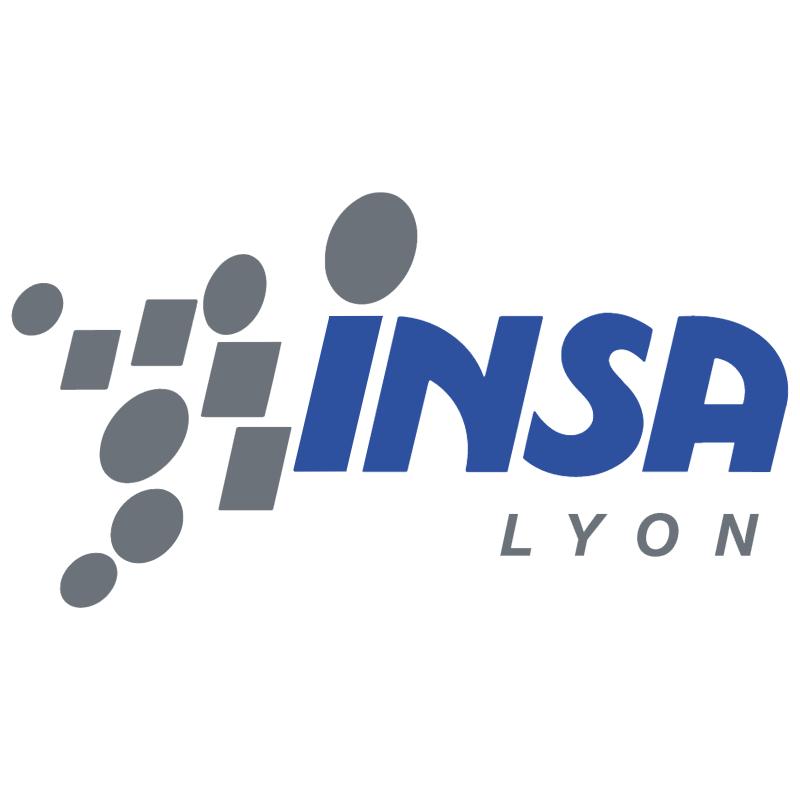 Insa Lyon vector