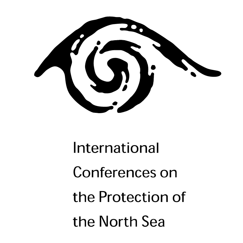 International Conferences on the Protection of the North Sea vector logo