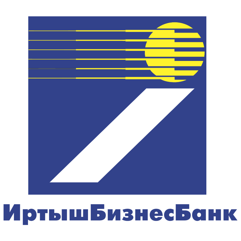 Irtysh Business Bank vector