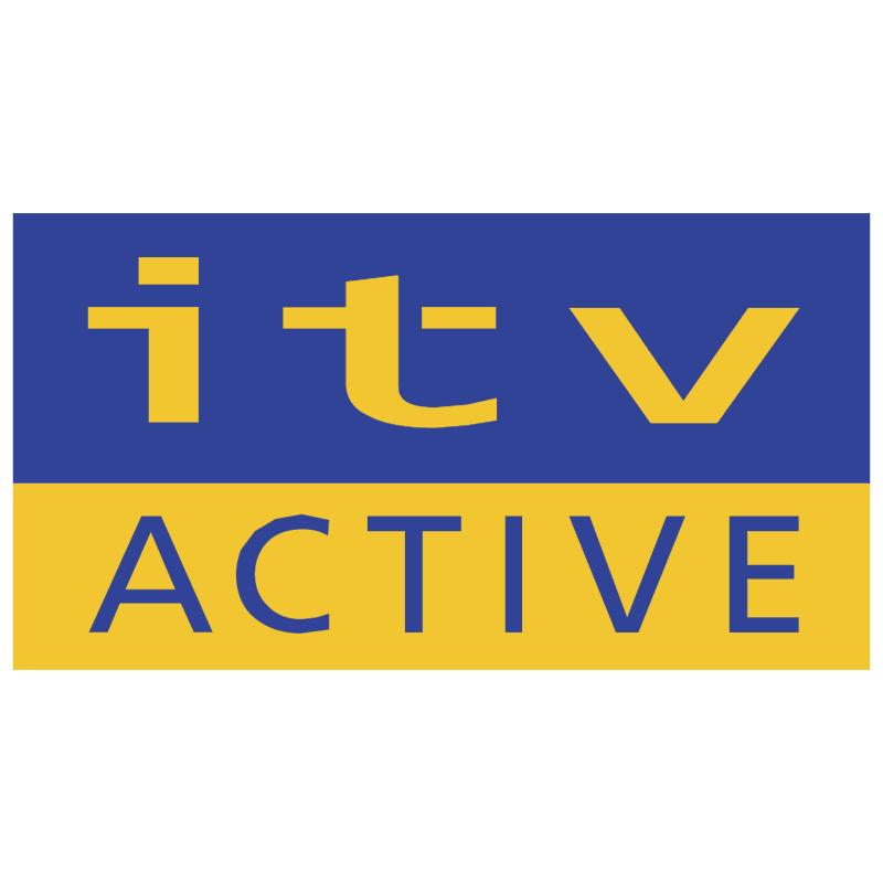 ITV Active vector