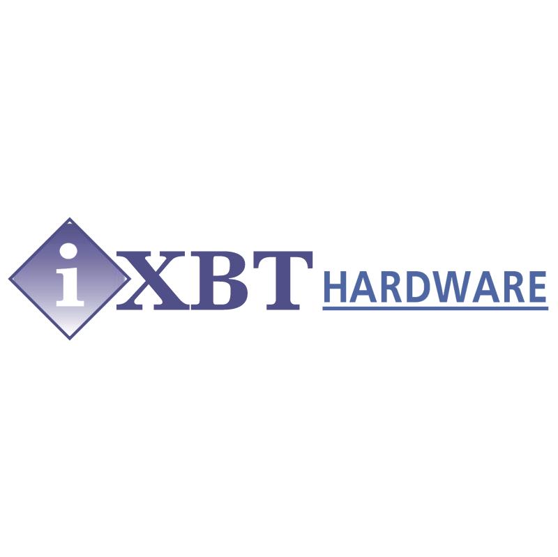 iXBT vector logo