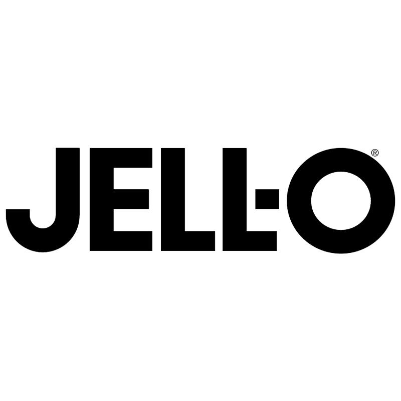 Jell O vector logo