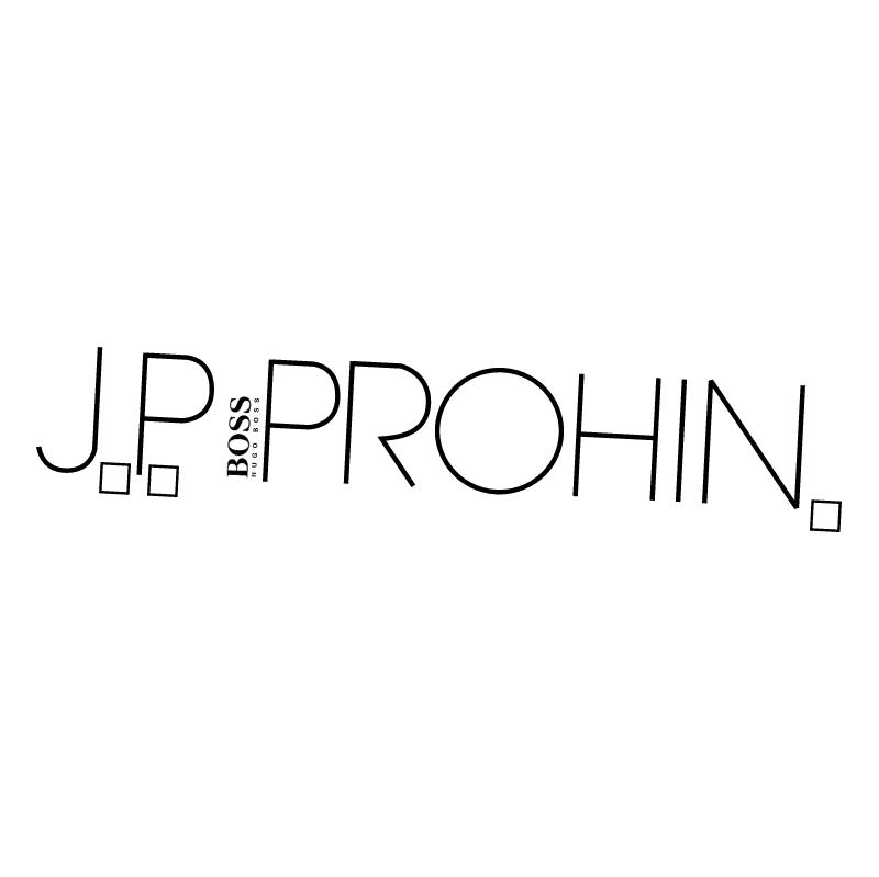 JP Prohin vector logo