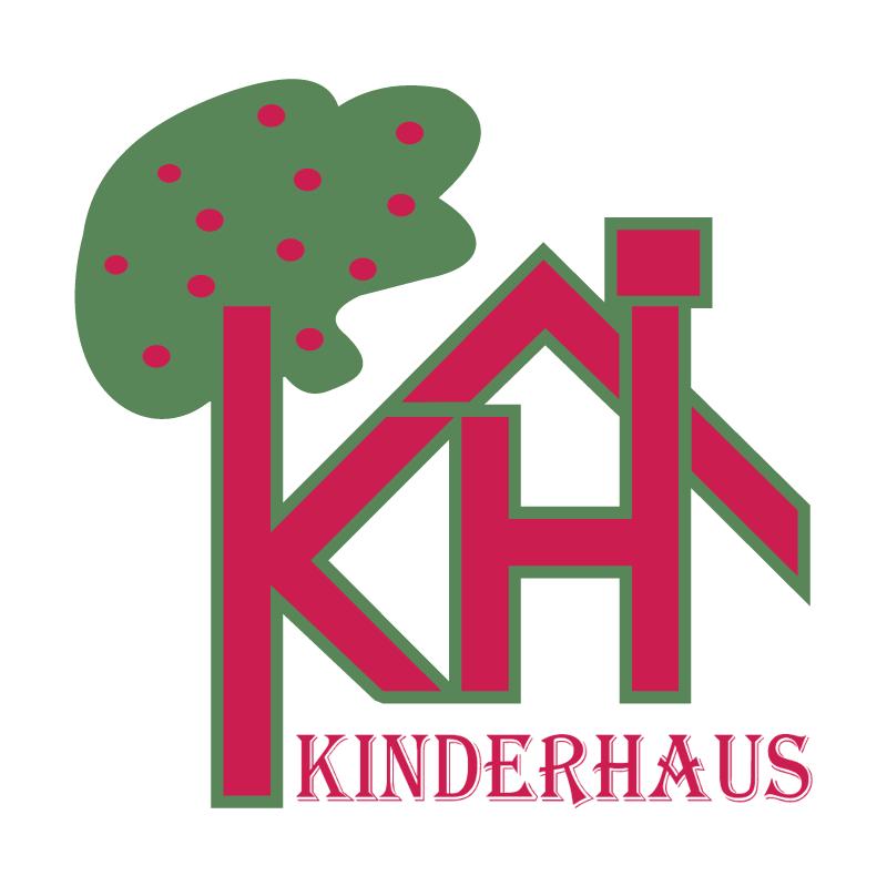 Kinder Haus vector