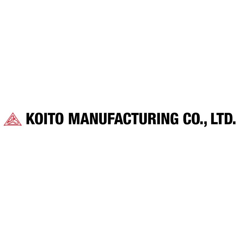 Koito Manufacturing vector