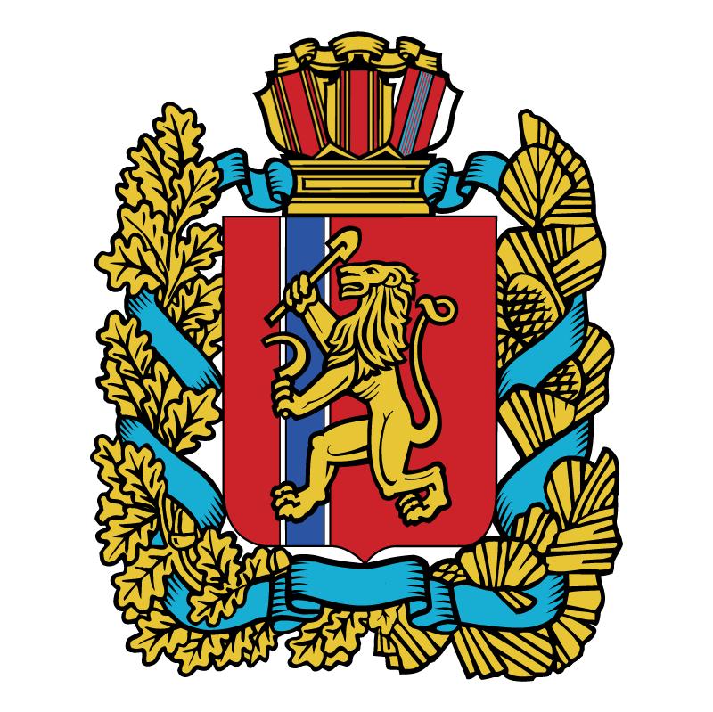 Krasnoyarskiy Krai vector