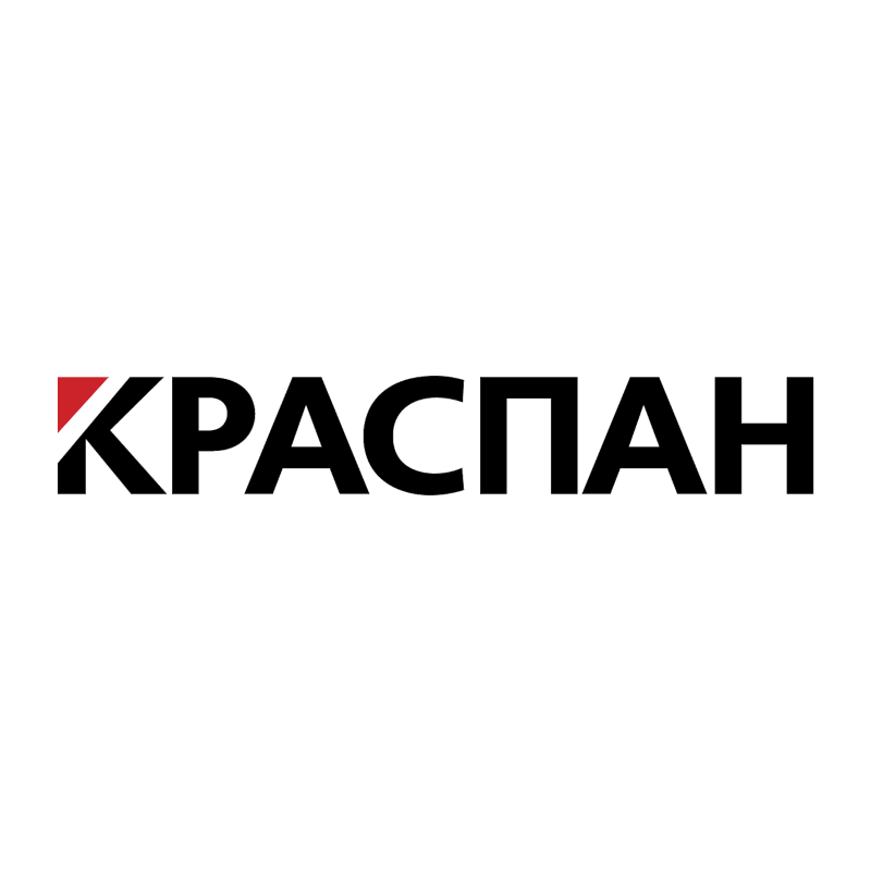Kraspan vector logo