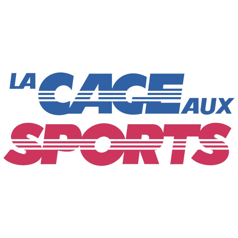 La Cage Aux Sports vector