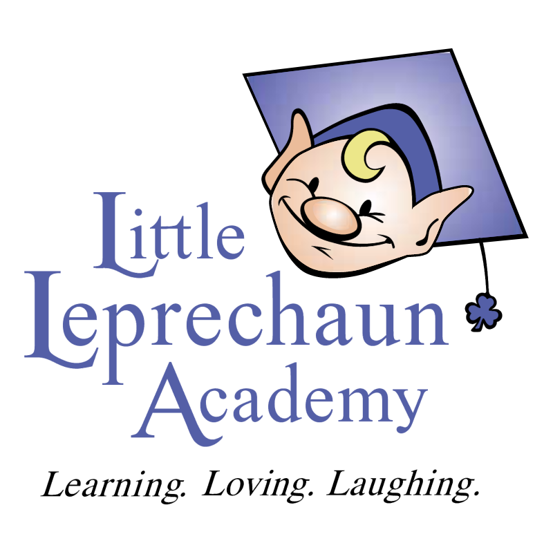Little Leprechaun Academy vector logo