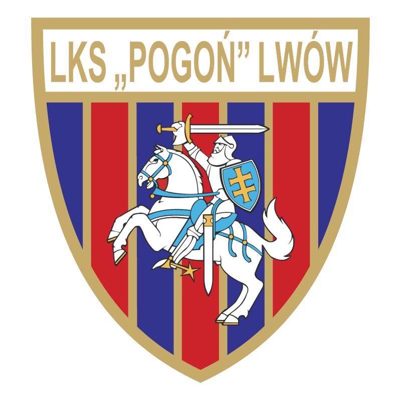 LKS Pogon Lwow vector