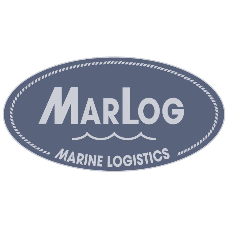 MarLog vector logo