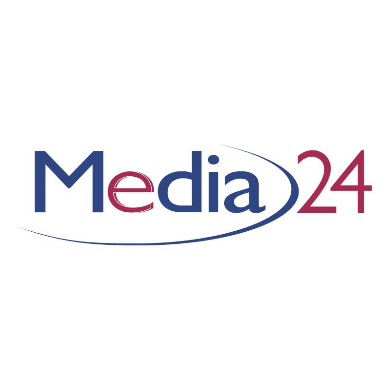 Media 24 vector logo
