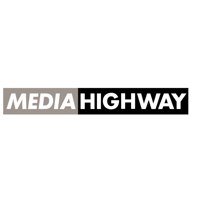 Media Highway vector logo