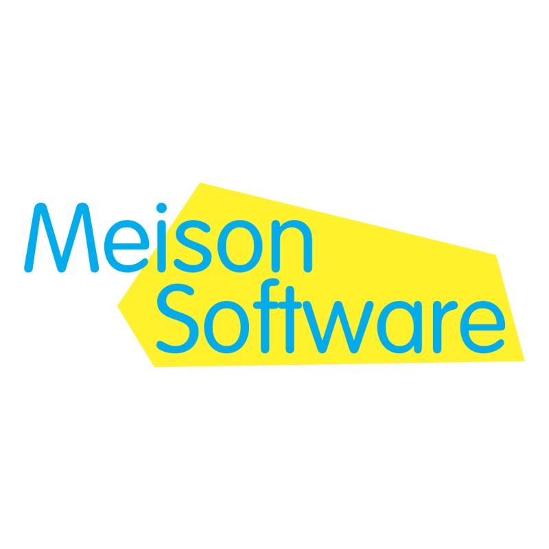 Meison Software vector logo