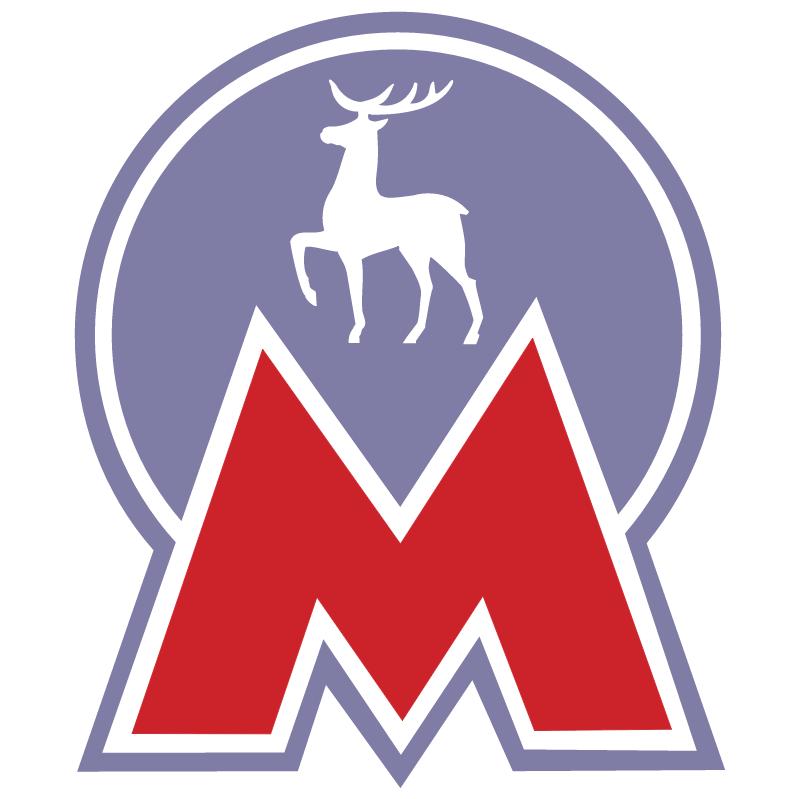 Metro Nizhny Novgorod vector