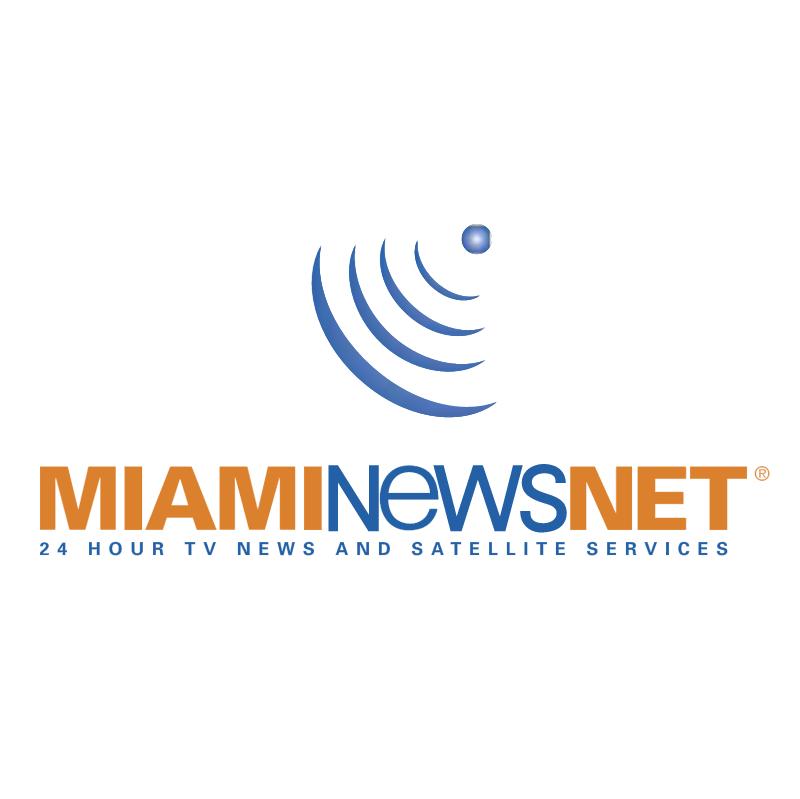 Miami News Net vector