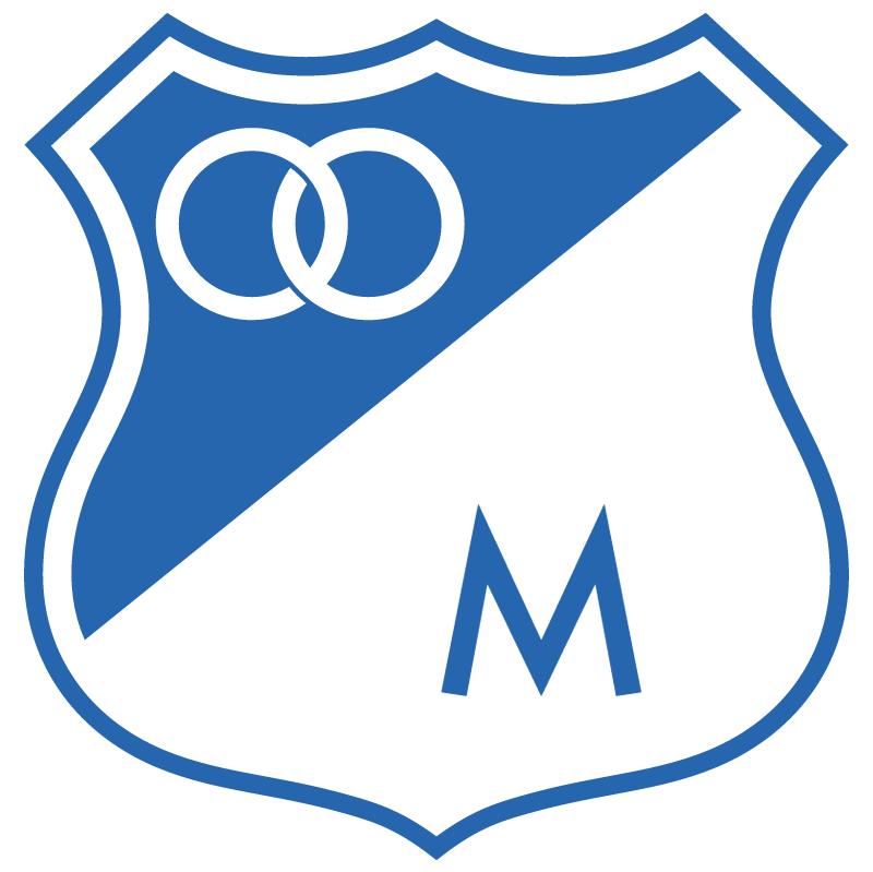Millionarios vector logo