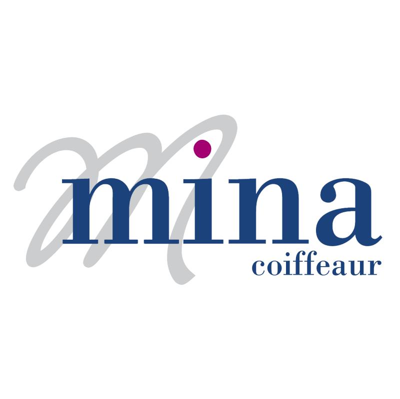 Mina Coiffeur vector