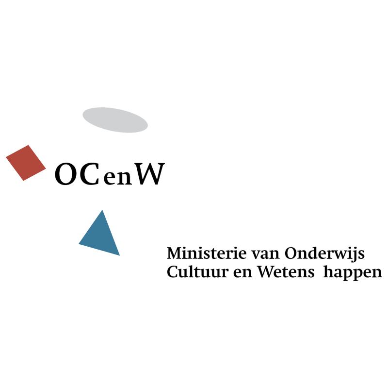 Ministerie van Onderwijs Cultuur en Wetenschappen vector