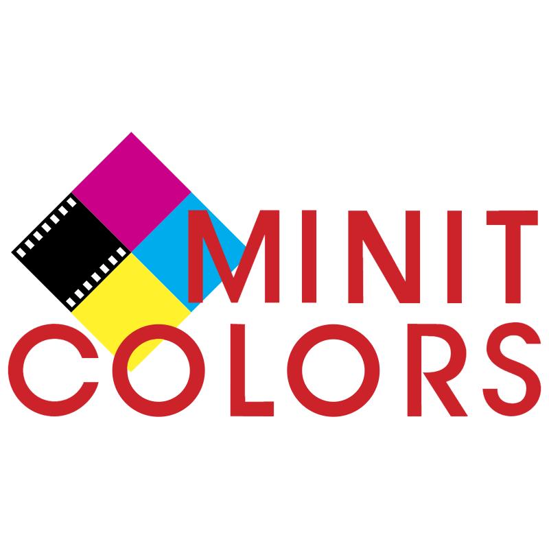 Minit Colors vector