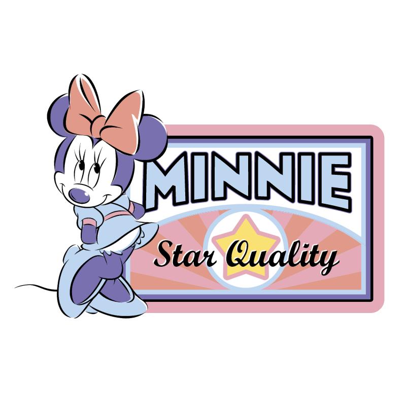 Minnie Mouse vector logo