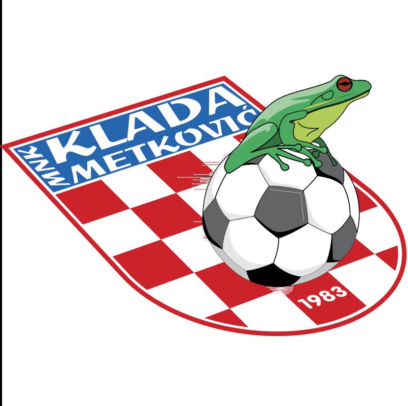 MNK Klada Metkovic vector