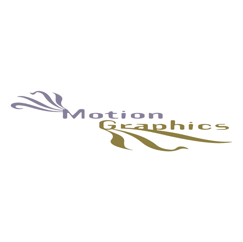 Motion Graphics vector