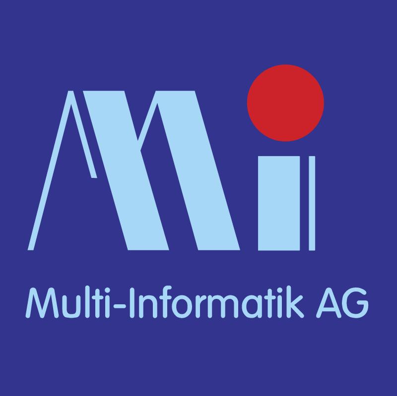 Multi Informatik vector