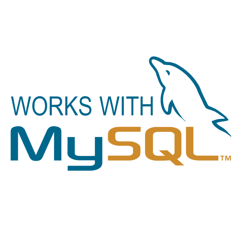 MySQL vector logo