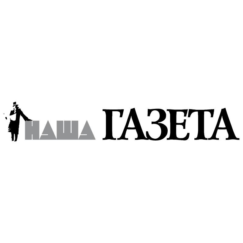 Nasha Gazeta vector