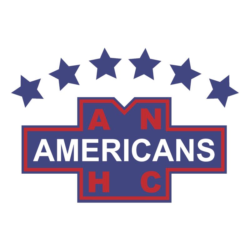 New York Americans vector logo