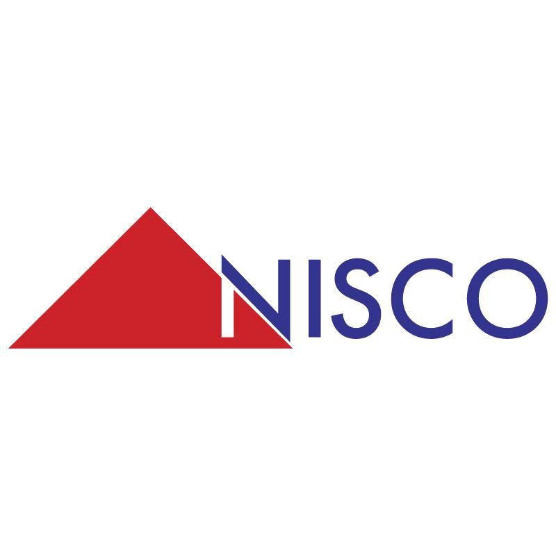 Nisco vector logo