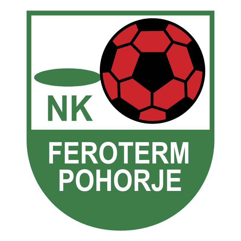 NK Feroterm Pohorje vector