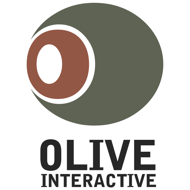 Olive Interactive vector