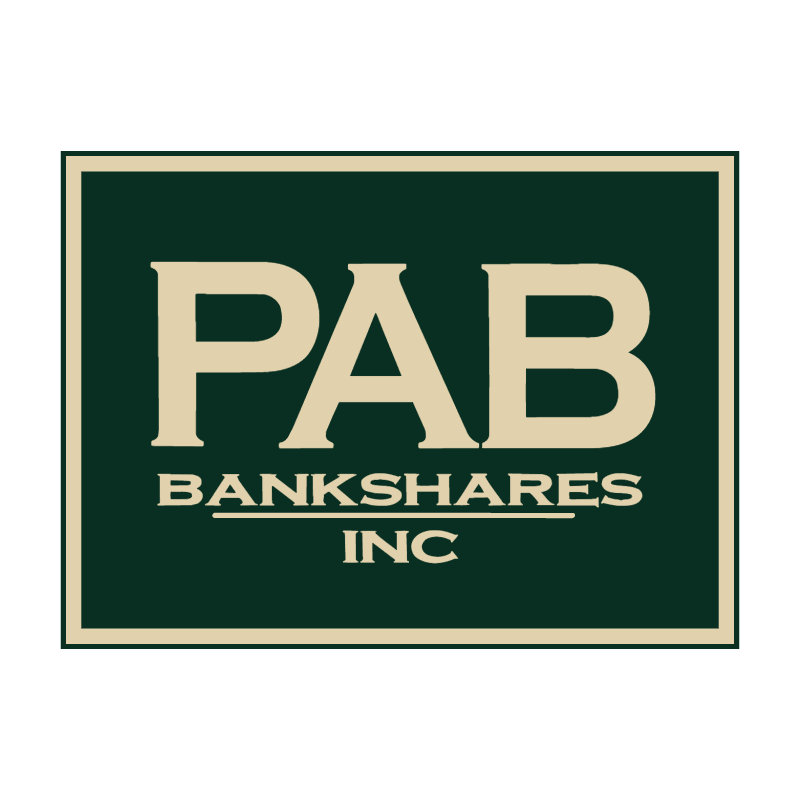 PAB Bankshares vector logo