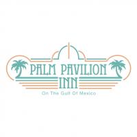 Palm Pavilion Inn vector