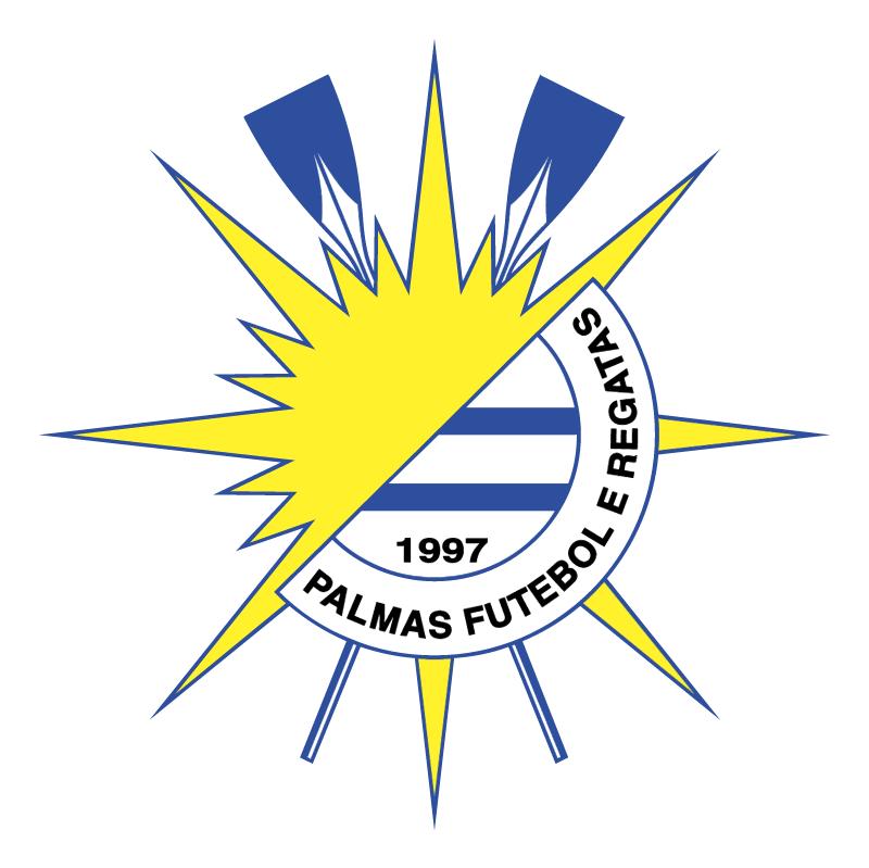 Palmas Futebol e Regatas vector