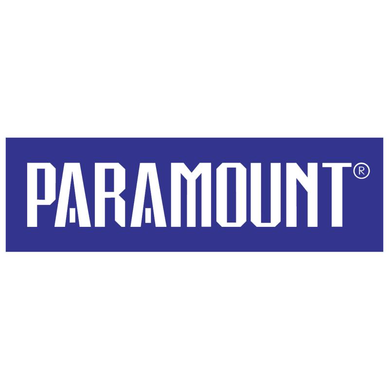 Paramount vector logo