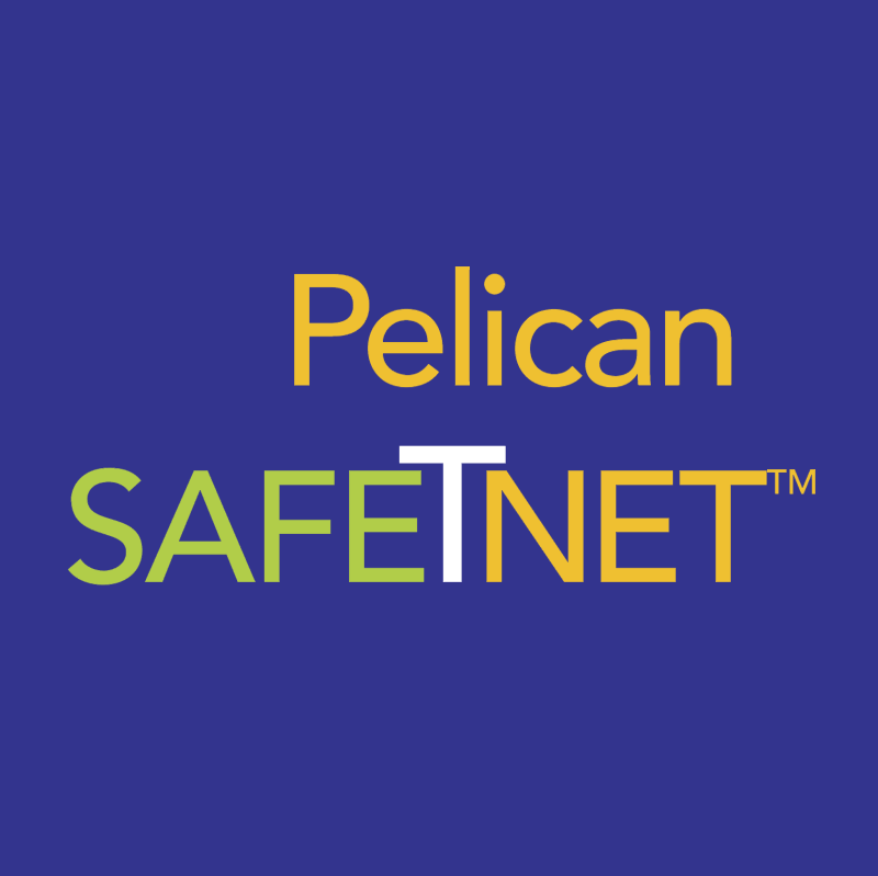 Pelican SafeTnet vector