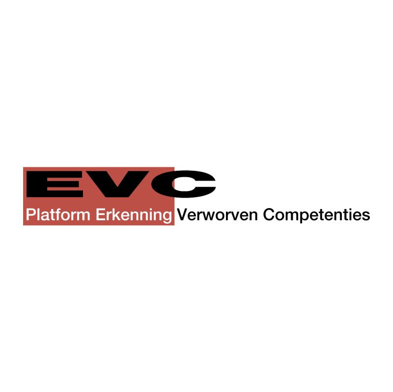 Platform EVC vector logo