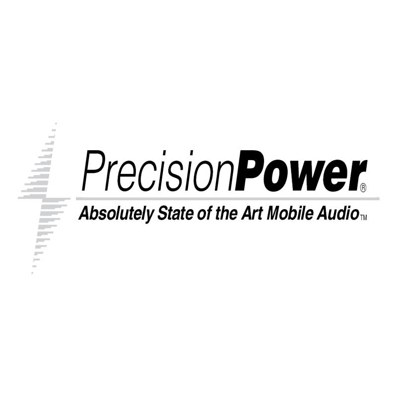 Precision Power vector