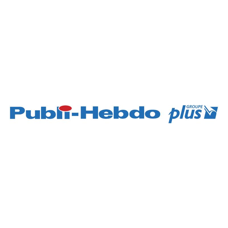 Publi Hebdo vector