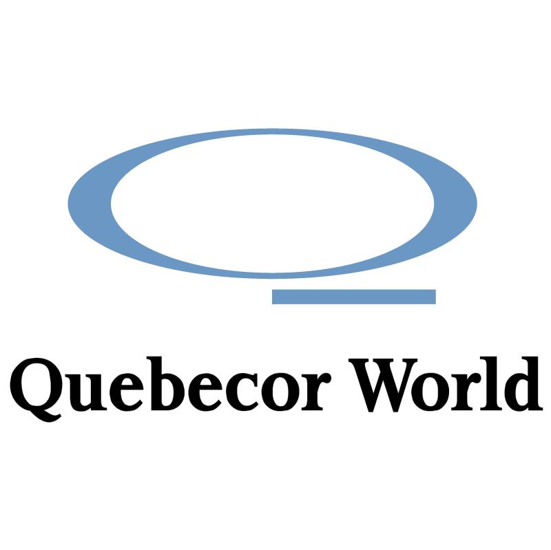 Quebecor World vector