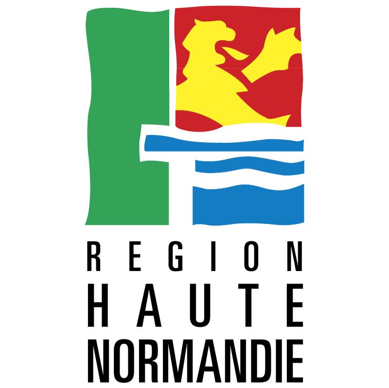 Region Haute Normandie vector