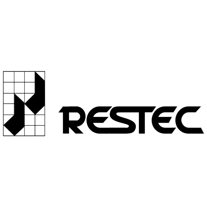 Restec vector logo