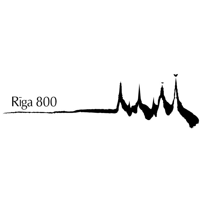 Riga 800 vector