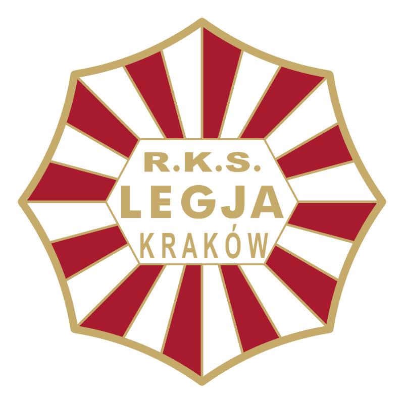 RKS Legja Krakow vector