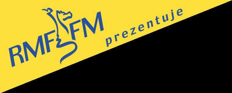RMF FM vector logo
